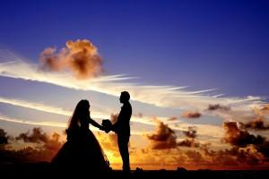 wedding on earth