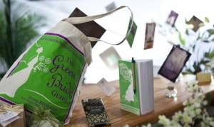 The Green Bride Guide book